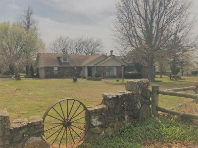 Wagoner Single Family Home For Sale: 73131 S 262 Road