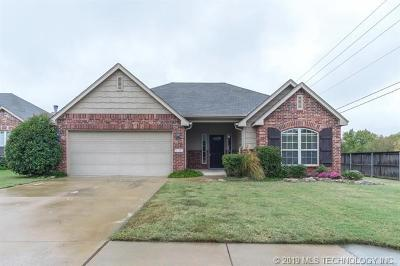 Sand Springs Single Family Home For Sale: 5102 Skylane Drive