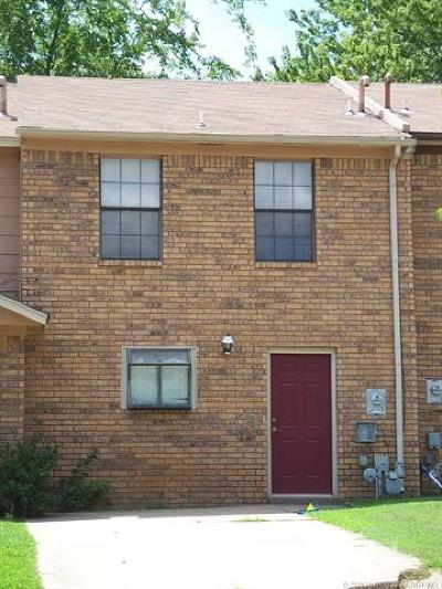Sand Springs Condo/Townhouse For Sale: 4024 S Rawson Road