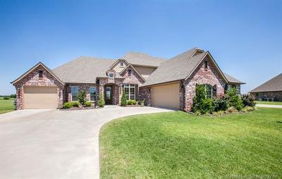 Collinsville Single Family Home For Sale: 6065 E 150th Street N