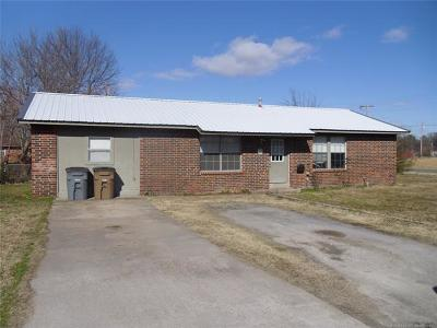 Wagoner Single Family Home For Sale: 802 SW 5th Street