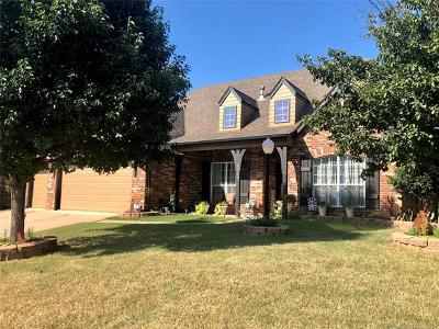 Owasso Single Family Home For Sale: 9309 N 98th Court E