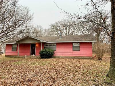 Single Family Home For Sale: 17178 State Hwy 48
