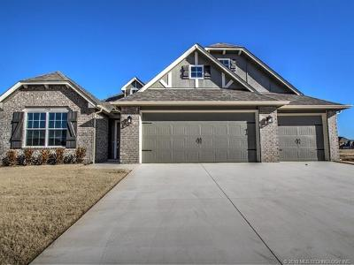 Bixby Single Family Home For Sale: 13301 S 19th Street