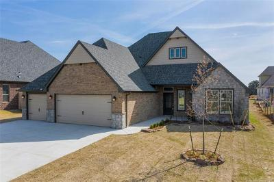 Jenks Single Family Home For Sale: 13019 S 5th Place