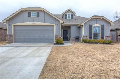 Jenks Single Family Home For Sale: 3924 W 105th Place S
