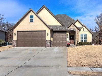 Sapulpa Single Family Home For Sale: 201 Castle Creek Drive