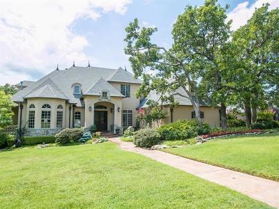 Creek County, Okmulgee County, Tulsa County Single Family Home For Sale: 710 W 108th Street S
