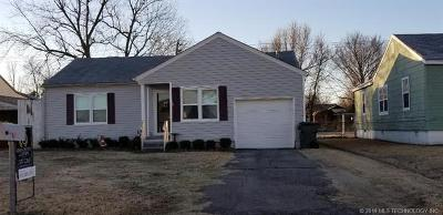 Muskogee Single Family Home For Sale: 2211 Kingston Street