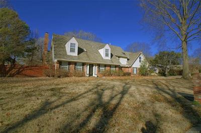 Tulsa Single Family Home For Sale: 10510 S Vandalia Avenue