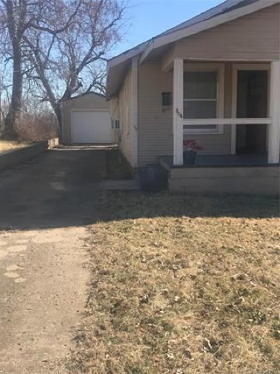 Drumright Single Family Home For Sale: 304 N Cimarron Avenue