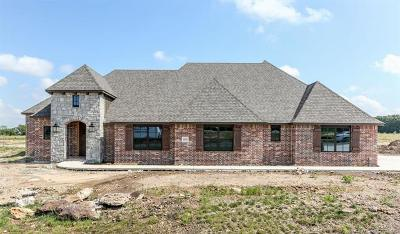 Owasso Single Family Home For Sale: 19673 E Flagstone Drive