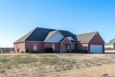 Owasso Single Family Home For Sale: 8808 E 104th Street North