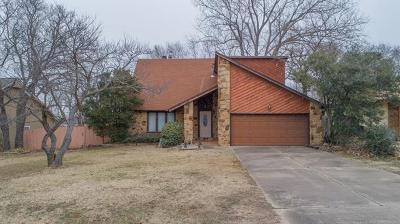 Catoosa Single Family Home For Sale: 1301 Forest Lane