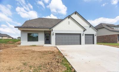 Tulsa Single Family Home For Sale: 8635 S Quanah Avenue W