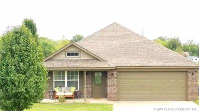Claremore Single Family Home For Sale: 25265 E Hackamore Road