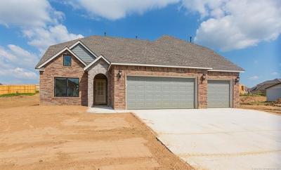 Tulsa Single Family Home For Sale: 8627 S Quanah Avenue W