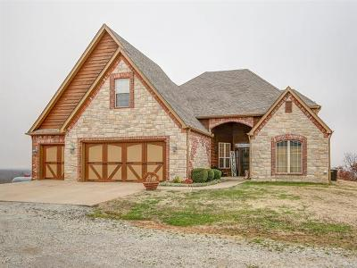 Creek County Single Family Home For Sale: 38654 W 91st Street S