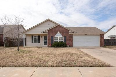 Owasso Single Family Home For Sale: 11394 N 120th East Avenue