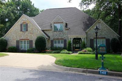 Tulsa County Single Family Home For Sale: 5412 E 118th Street
