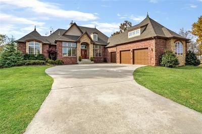 Tulsa County Single Family Home For Sale: 13220 S Garnett Road