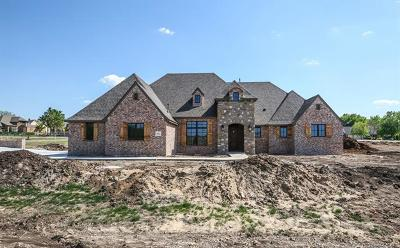 Owasso Single Family Home For Sale: 6612 N Granite Lane