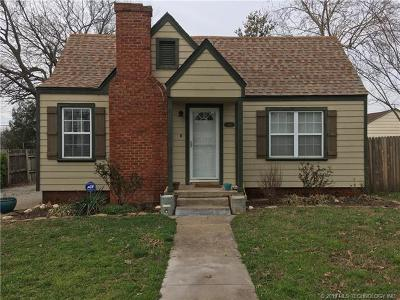 Ada Single Family Home For Sale: 604 W 24th Street