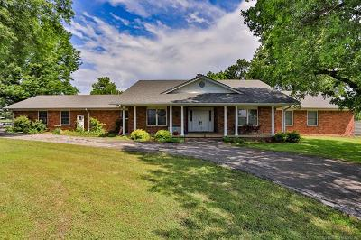 Skiatook Single Family Home For Sale: 15209 N Lombard Lane