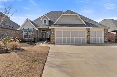Jenks Single Family Home For Sale: 12912 S 5th Place
