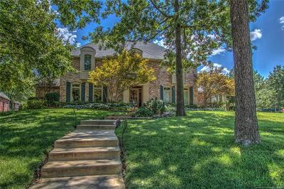 Tulsa Single Family Home For Sale: 8059 S Fulton Avenue