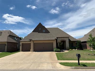 Broken Arrow Single Family Home For Sale: 3712 S Elder Boulevard