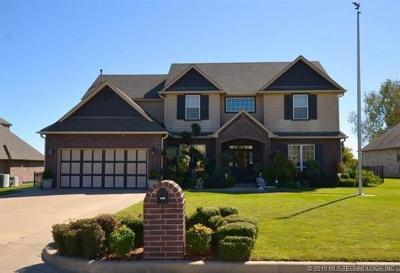 Claremore Single Family Home For Sale: 25573 Blackberry Boulevard