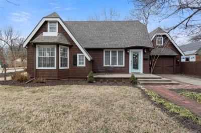 Tulsa Single Family Home For Sale: 4248 S Norfolk Avenue