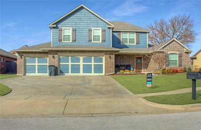 Jenks Single Family Home For Sale: 2415 W 110th Street S