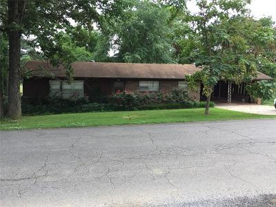 Poteau OK Single Family Home For Sale: $113,000
