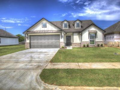 Owasso Single Family Home For Sale: 12316 N 130th East Avenue