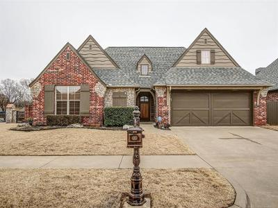 Bixby Single Family Home For Sale: 11933 S 96th Place