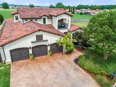 Tulsa County Single Family Home For Sale: 11932 S Braden Avenue