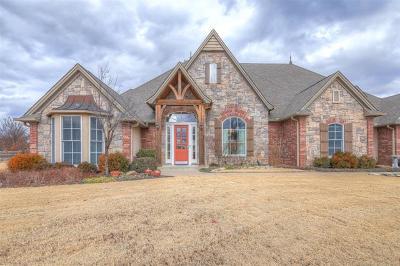 Broken Arrow Single Family Home For Sale: 11411 E 133rd Street S