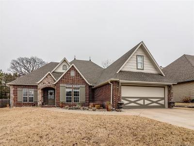 Jenks Single Family Home For Sale: 12307 S 4th Street