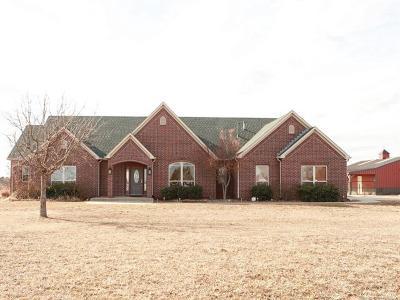 Bixby Single Family Home For Sale: 18090 S Yale Avenue