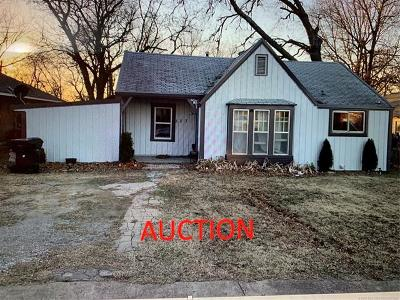 Claremore Single Family Home For Sale: 527 S Chickasaw Avenue