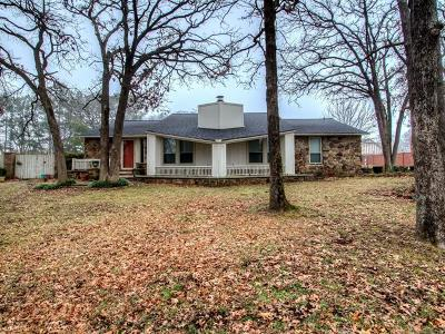 Okmulgee Single Family Home For Sale: 1702 Oakview Road