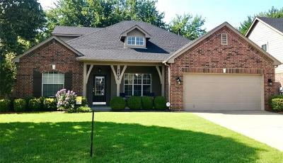 Jenks Single Family Home For Sale: 2420 W 119th Street S