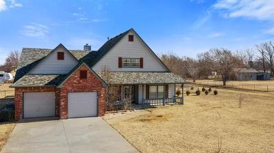Claremore Single Family Home For Sale: 10585 E Canyon Oaks Boulevard