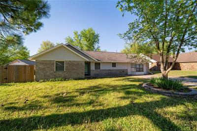 Coweta Single Family Home For Sale: 28684 E 139th Street S