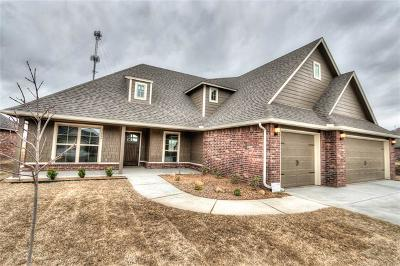 Collinsville Single Family Home For Sale: 13842 N 133rd East Avenue