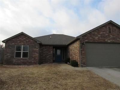 Mannford Single Family Home For Sale: 1151 Texoma Place
