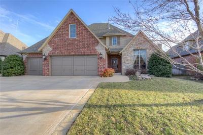 Tulsa Single Family Home For Sale: 672 W 78th Place