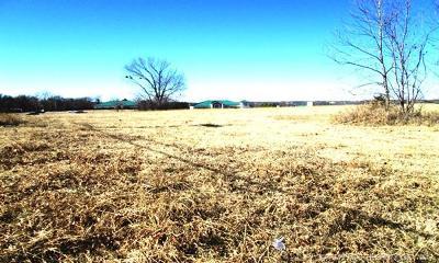 Tahlequah OK Residential Lots & Land For Sale: $836,000